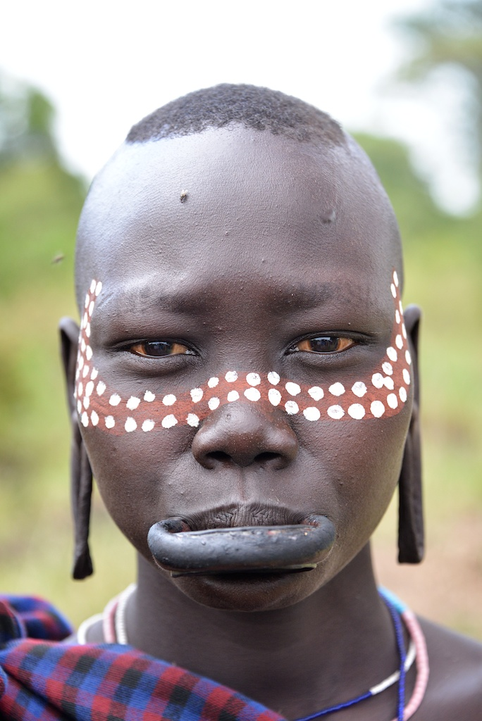 african body modification