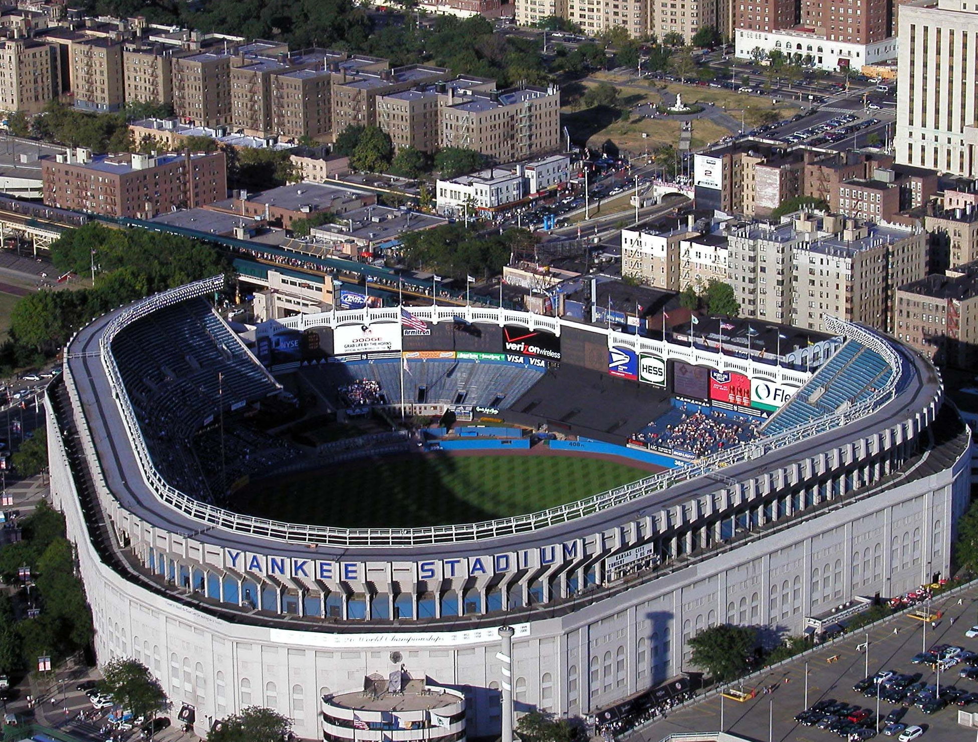 Yankee Stadium (1923) - Wikipedia