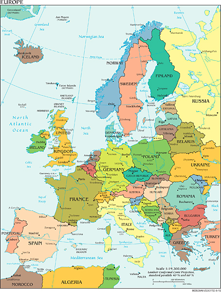 """Political Europe"" CIA World Factbook.jpg"