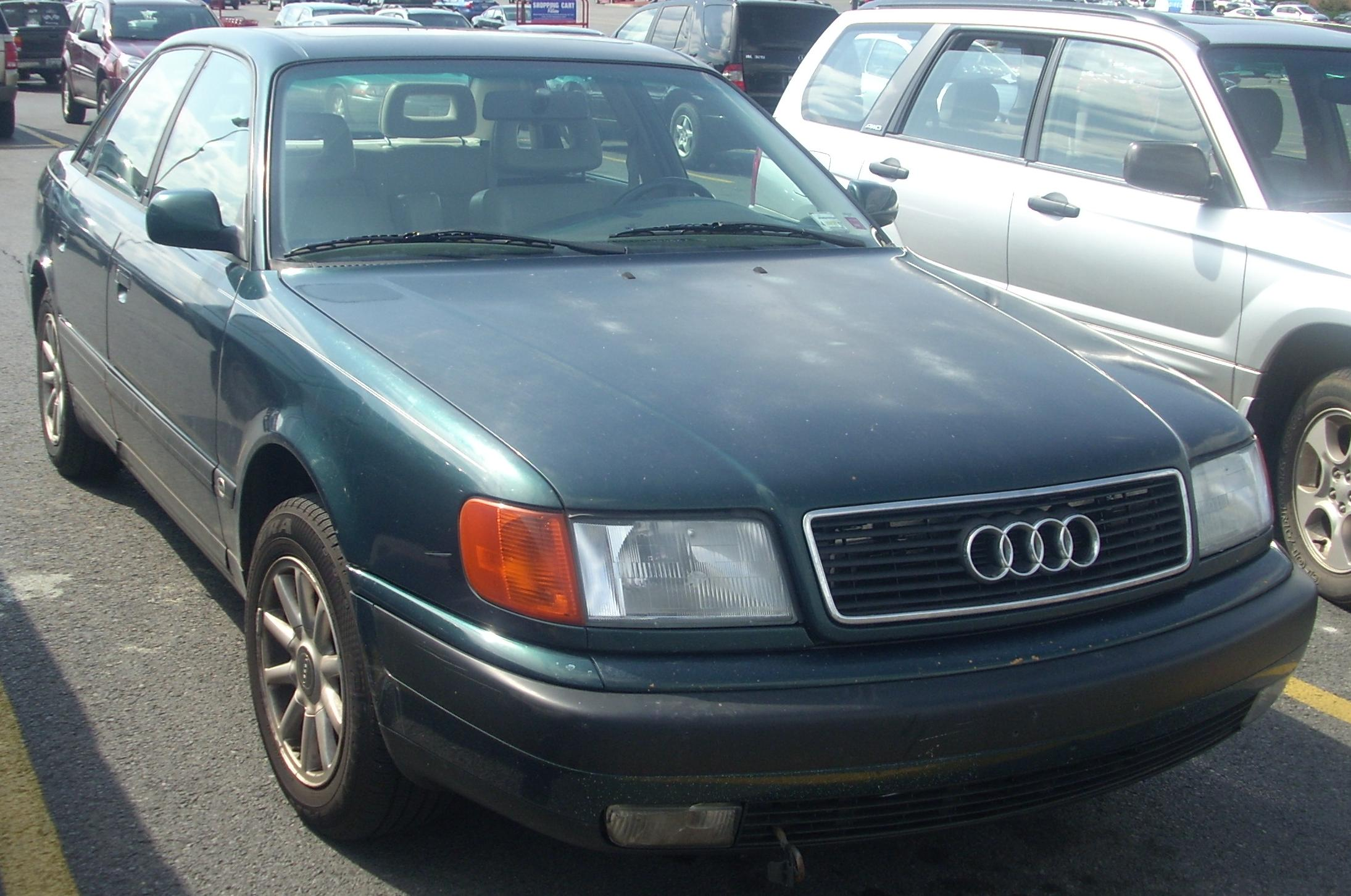 File 92 94 Audi 100 Cs Jpg Wikimedia Commons