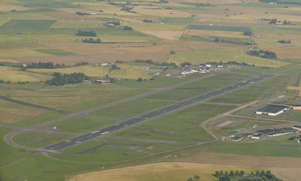 ängelholm flygplats