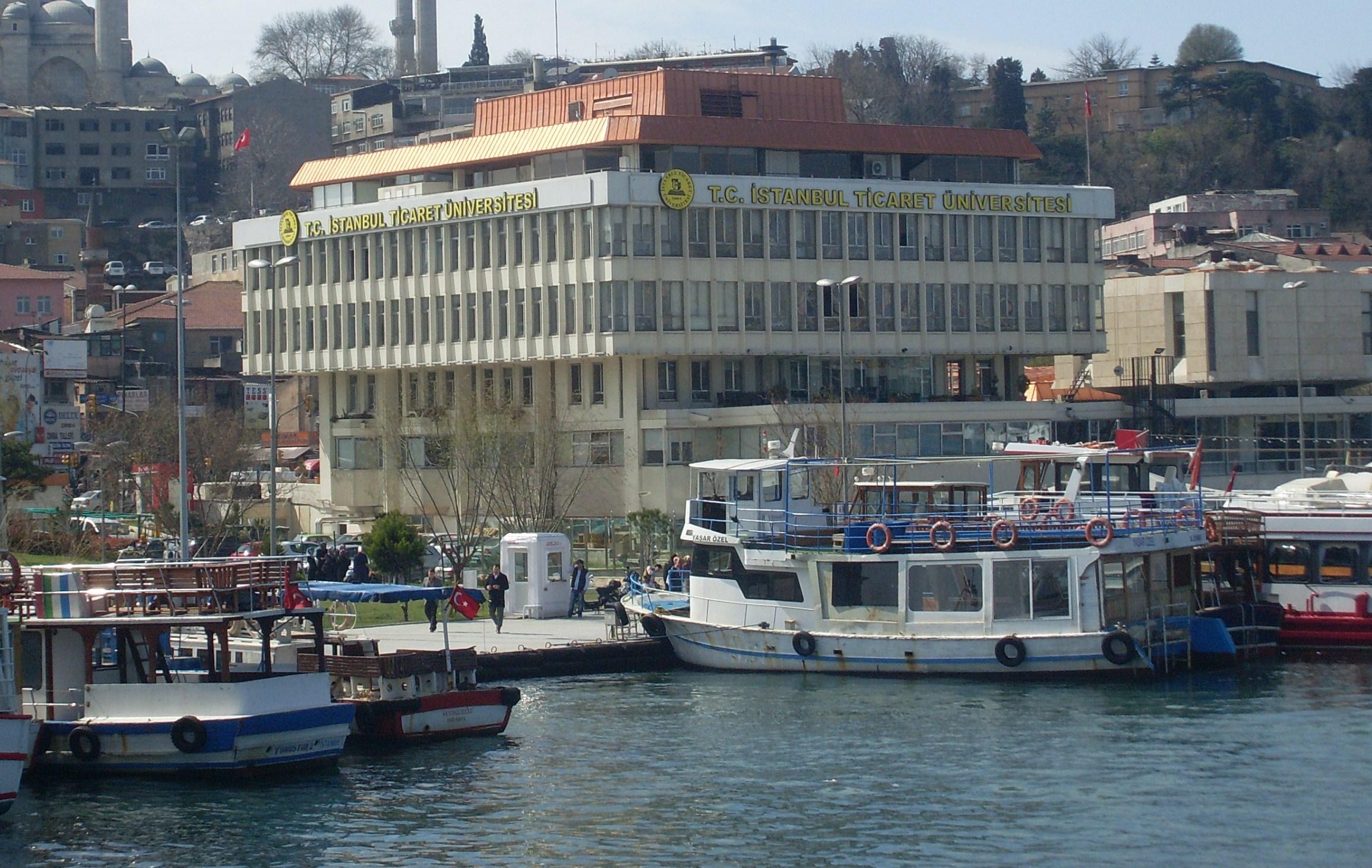 Istanbul Commerce University Toefl Center