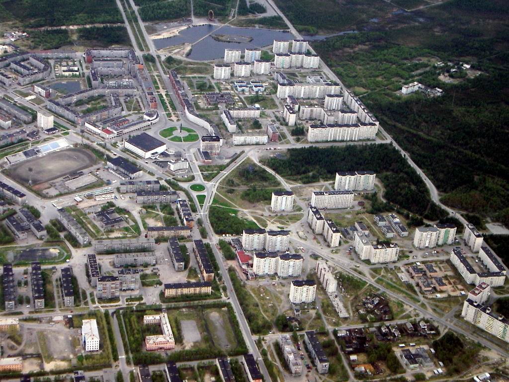 фото города оленегорск