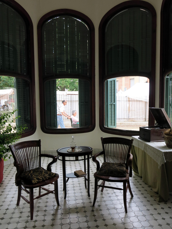 Fitxer 032 masia freixa terrassa interior jpg - Masias en terrassa ...
