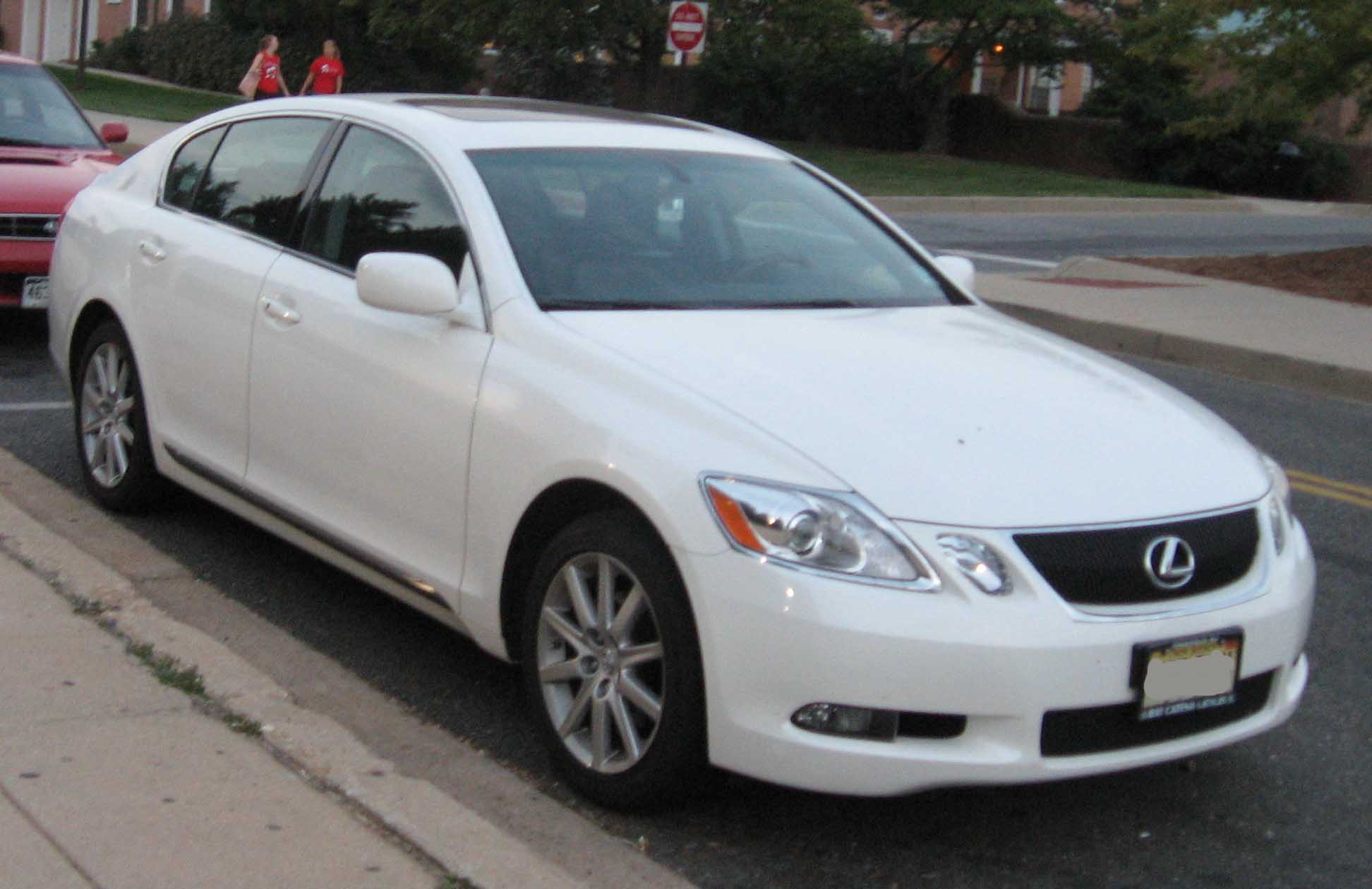 File 06 Lexus Gs300 Awd Jpg