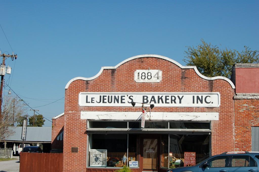 Lejeune S Bakery Wikipedia