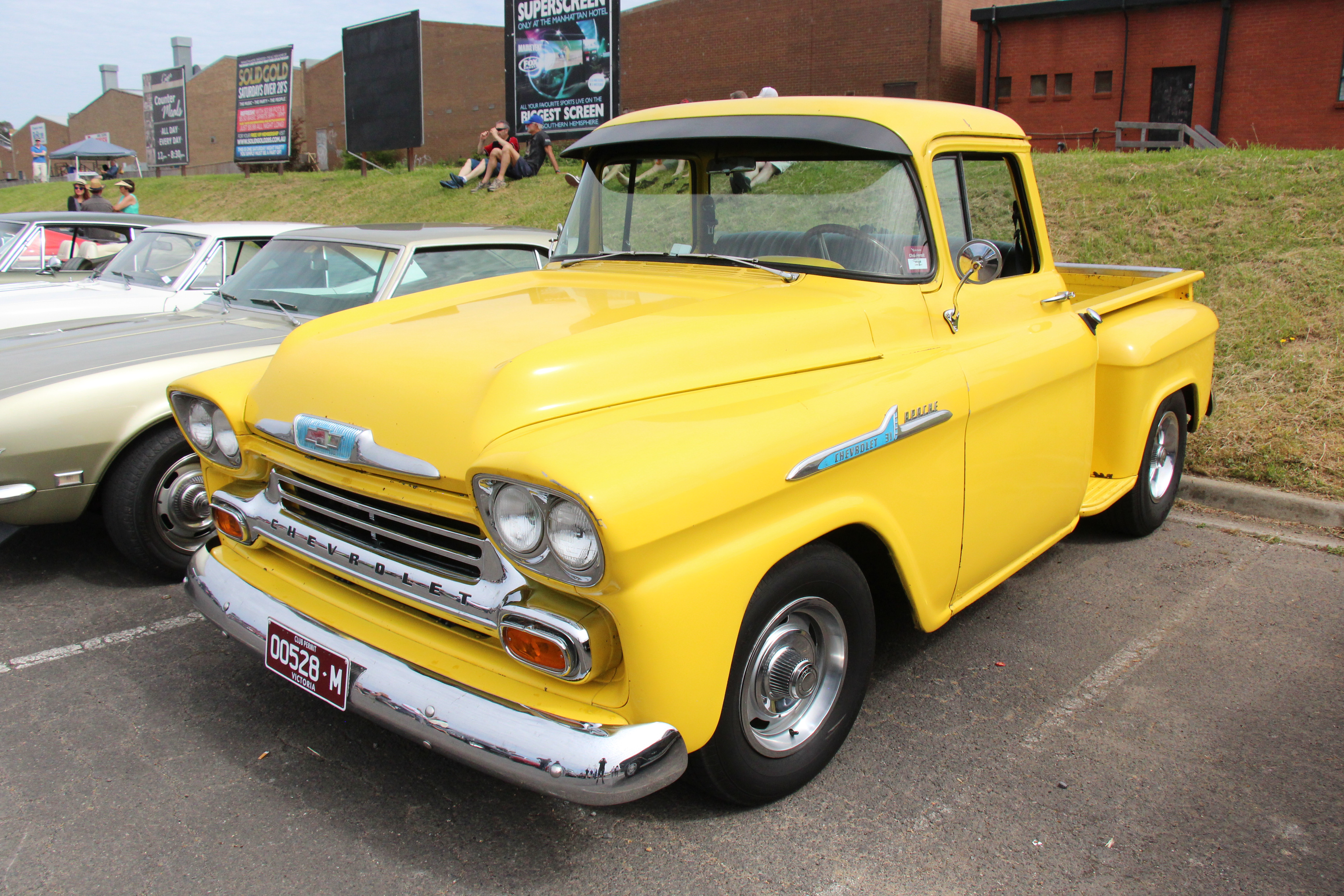 Chevrolet 54 pick up