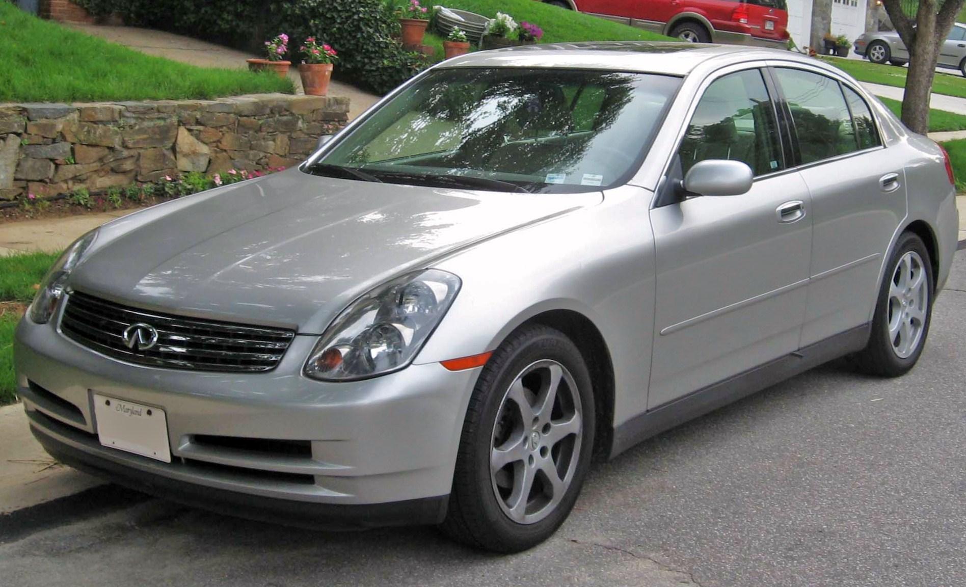2009 infiniti g35 horsepower