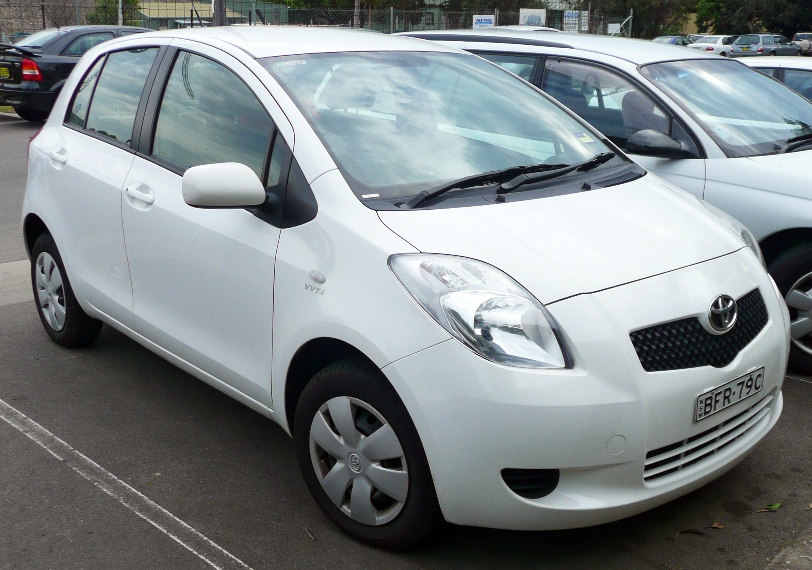 Toyota 2008 Yaris Nice