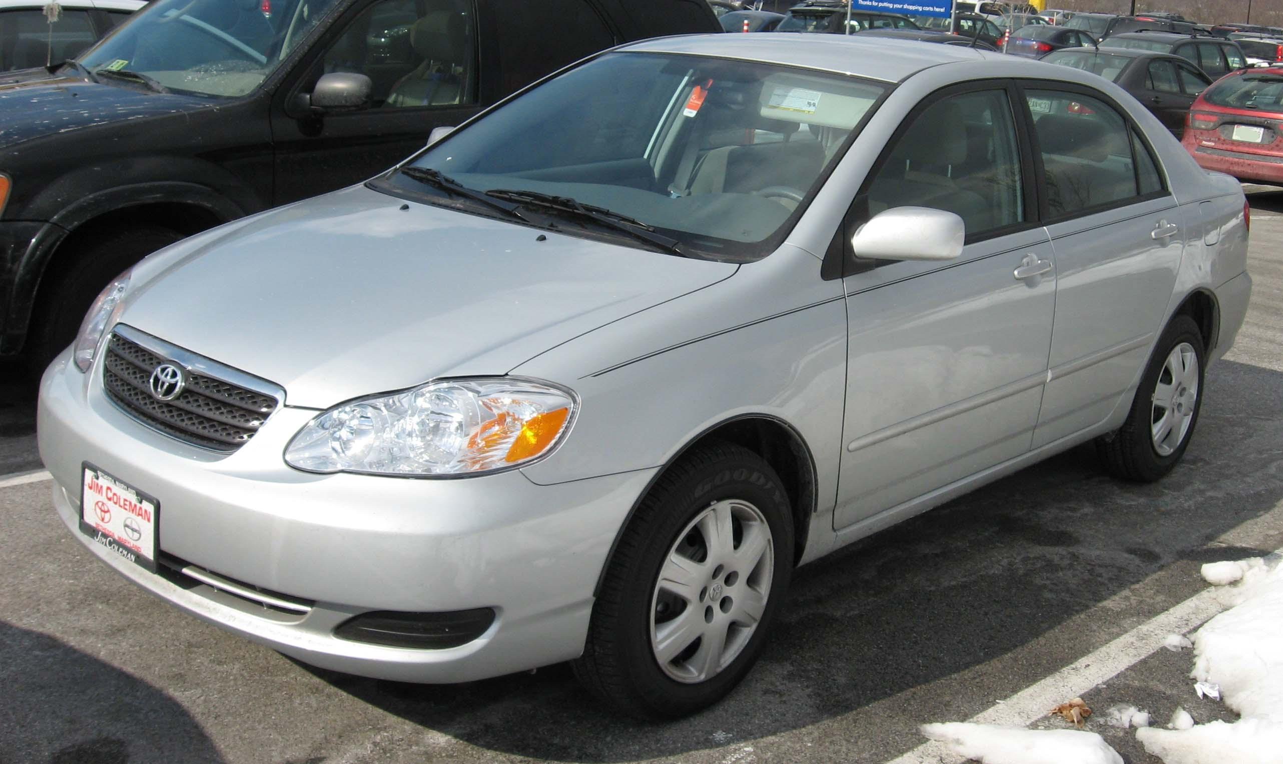 Www Toyota Corola 2008 Autos Post