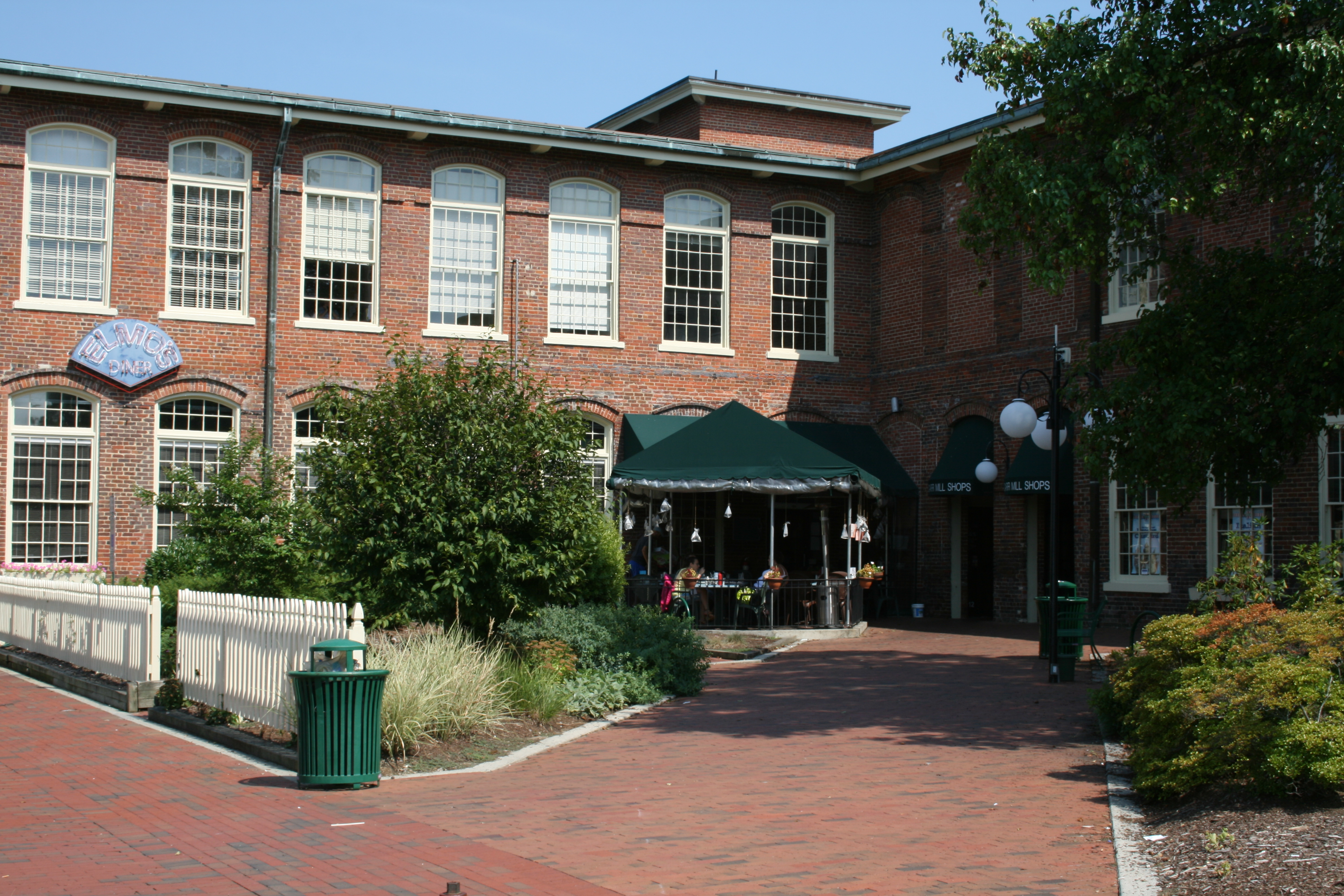 2008-07-28 Elmo's Diner in Carrboro.jpg