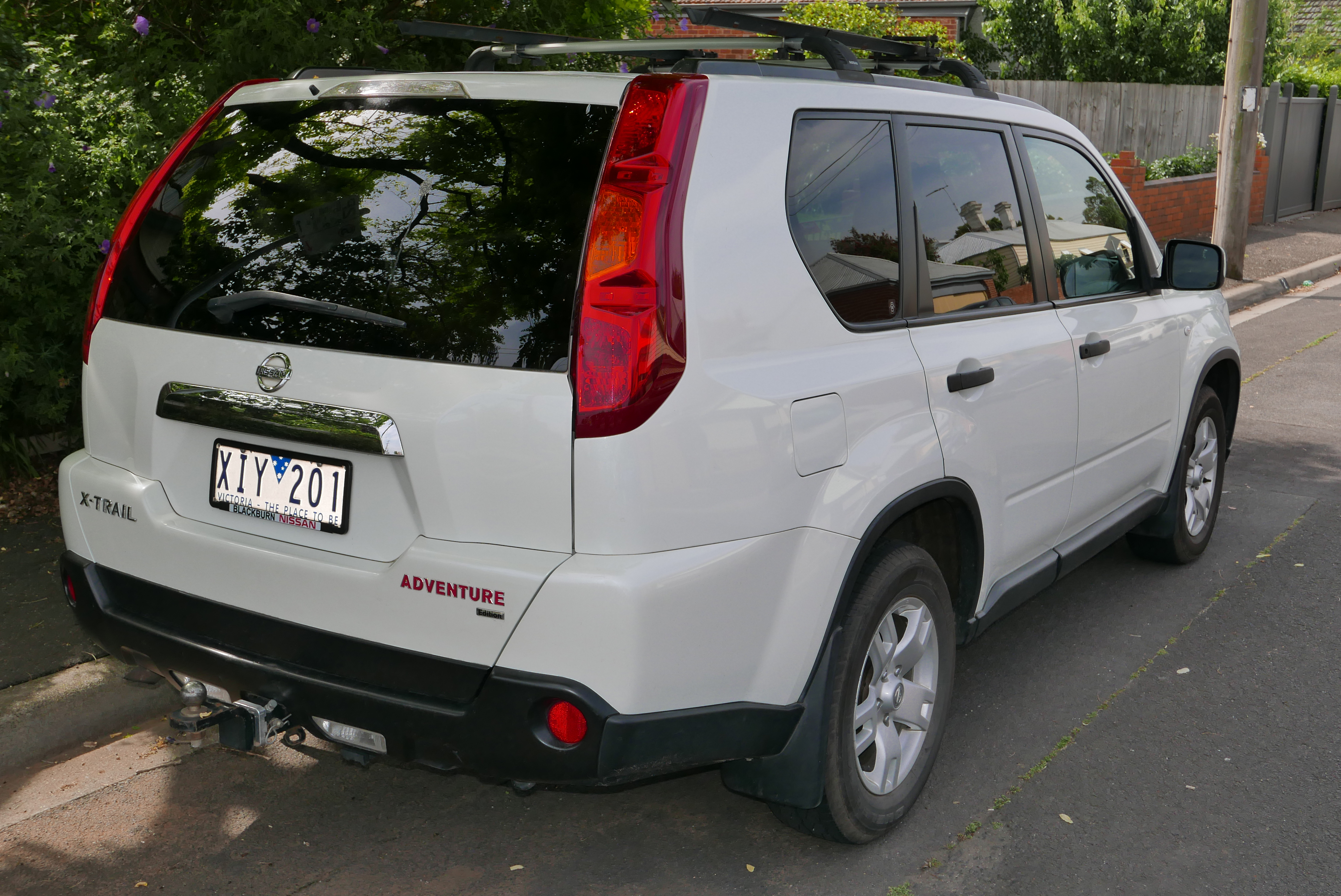 """Nissan releases x-trail """"adventure"""" edition 