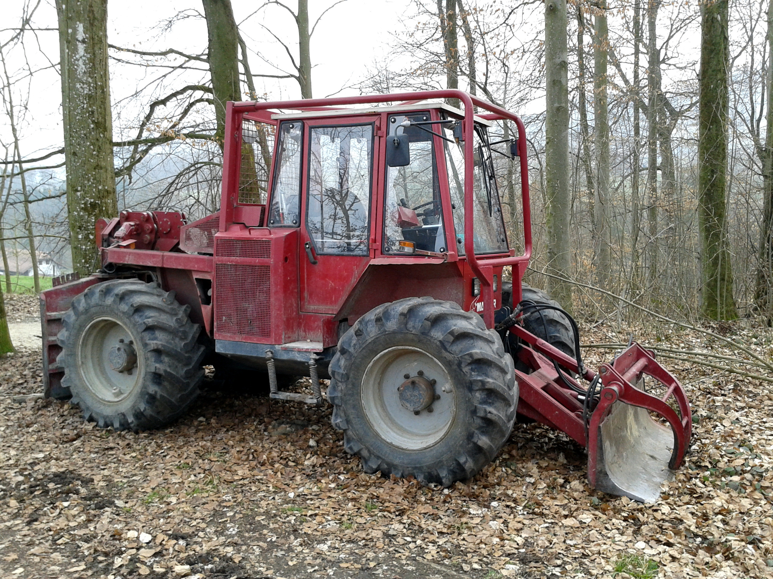 Tractor Forestry Package : File forestry tractor g wikimedia