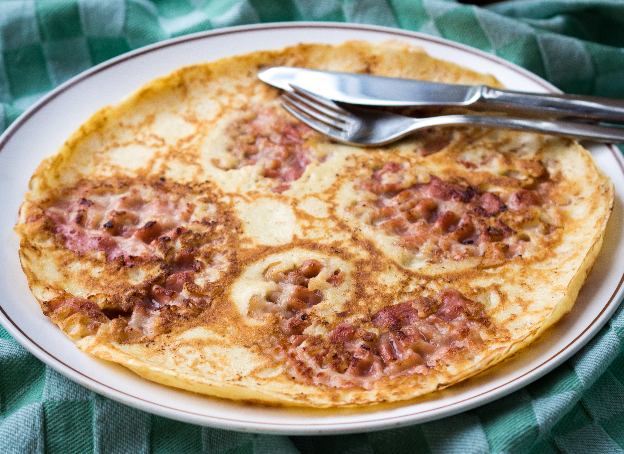 Pannenkoek - Wikipedia