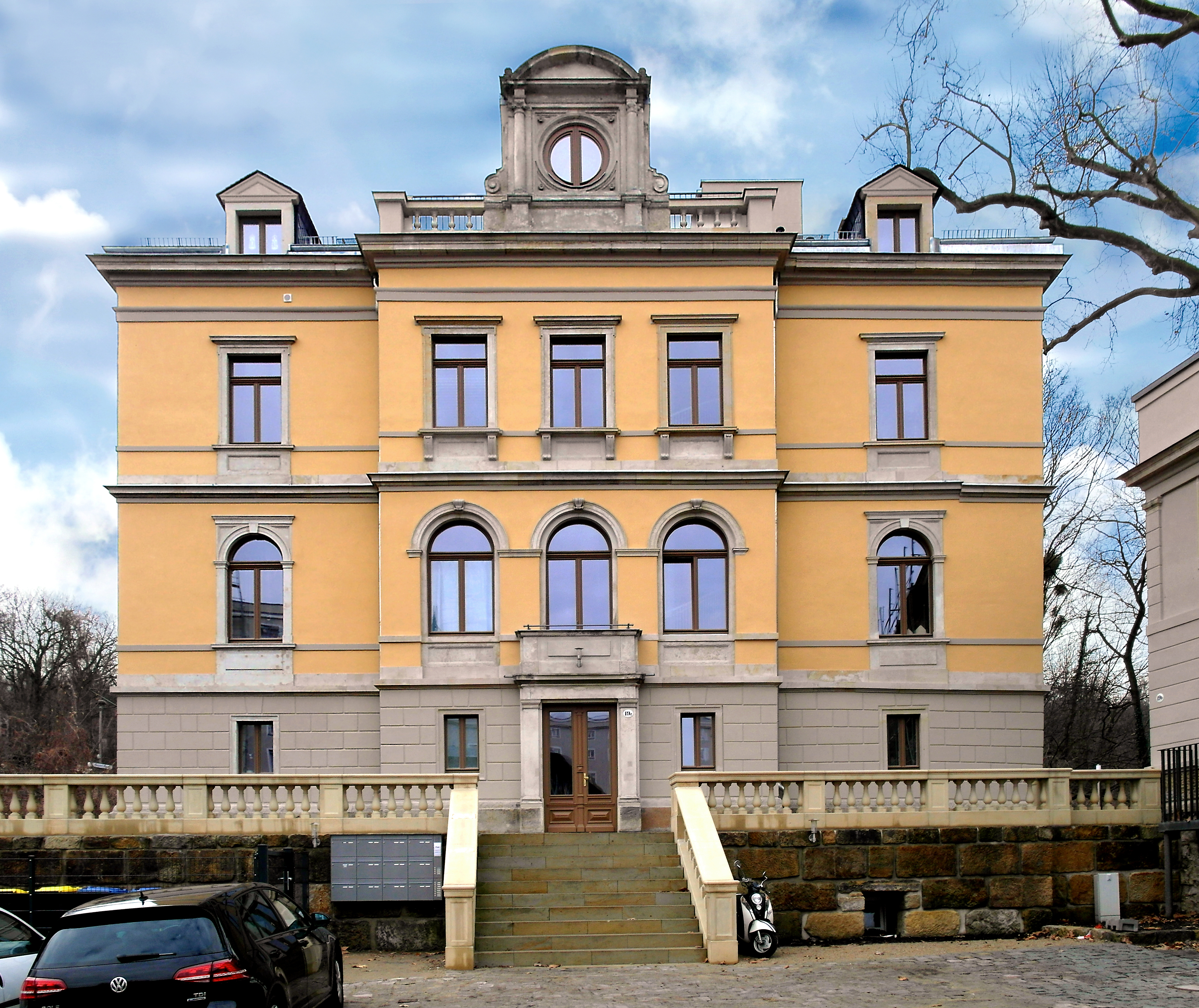 Villa Salzburg Dresden Wohndesign: File:20180310200DR Dresden-Plauen Altplauen Villa Bienert