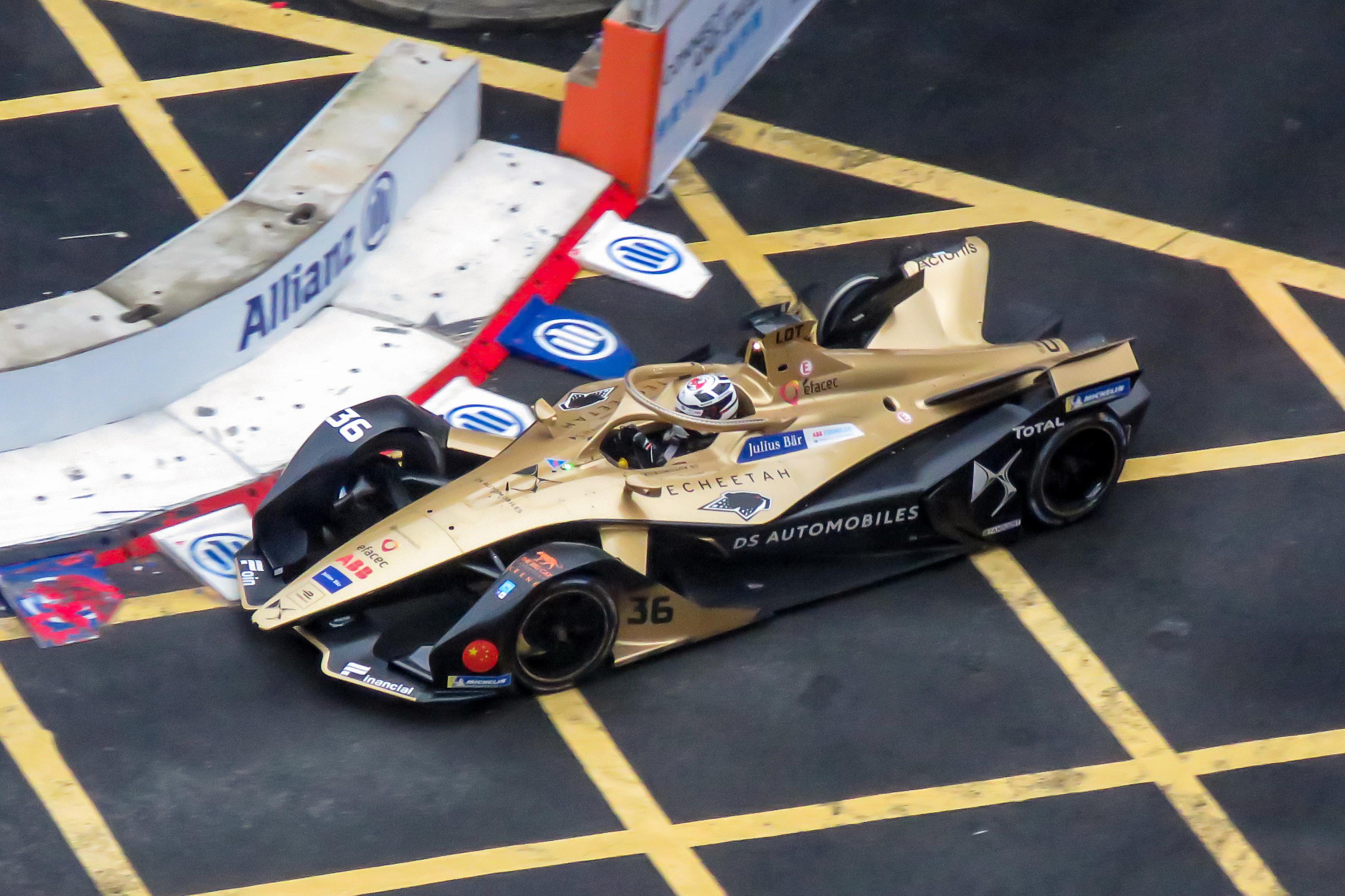 Calendrier Formule E 2020.2019 20 Formula E Season Wikipedia