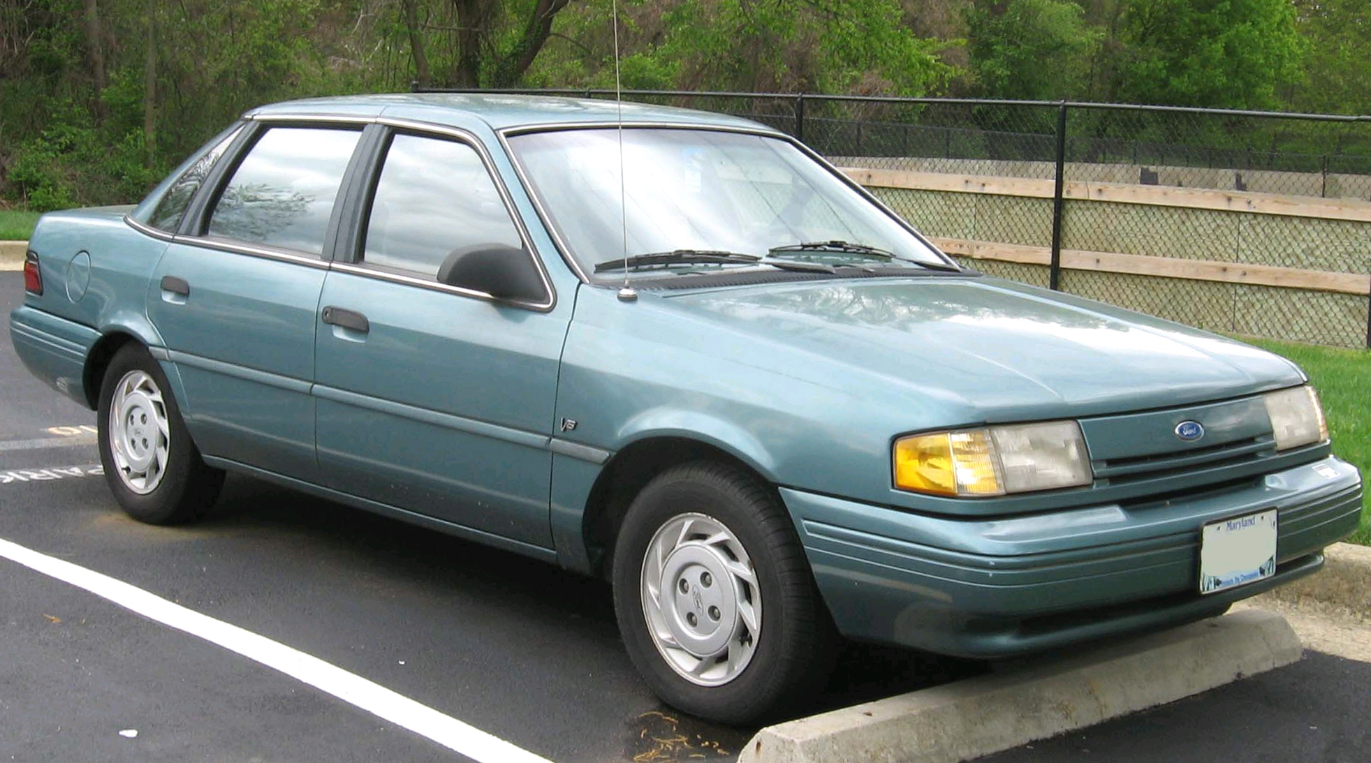 1991 ford 5 0 engine diagram ford tempo wikipedia  ford tempo wikipedia