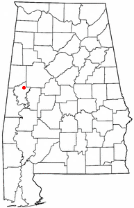 Loko di Union, Alabama