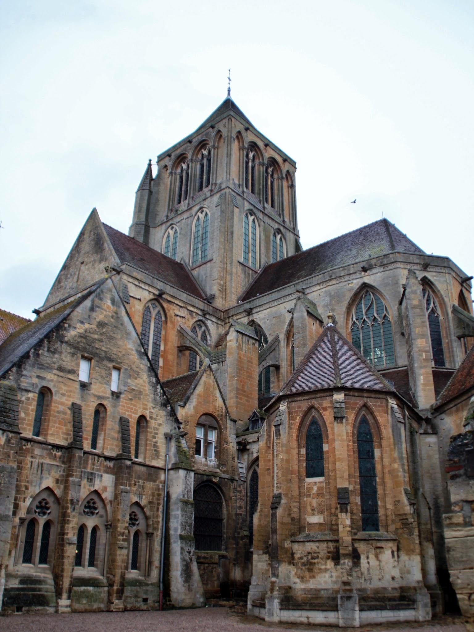 File abbaye de saint pierre sur dives calvados jpg - Office de tourisme saint pierre sur dives ...