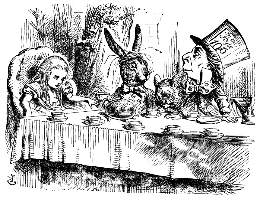 "La imatge ""http://upload.wikimedia.org/wikipedia/commons/6/69/Alice_par_John_Tenniel_25.png""  no es pot mostrar perquè conté errors."