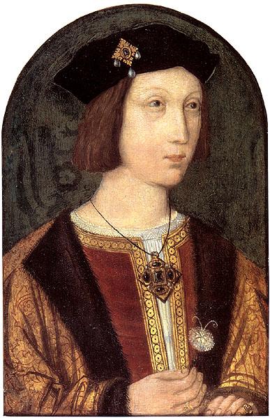 Артур, с которого все началось. Изображение из Википедии