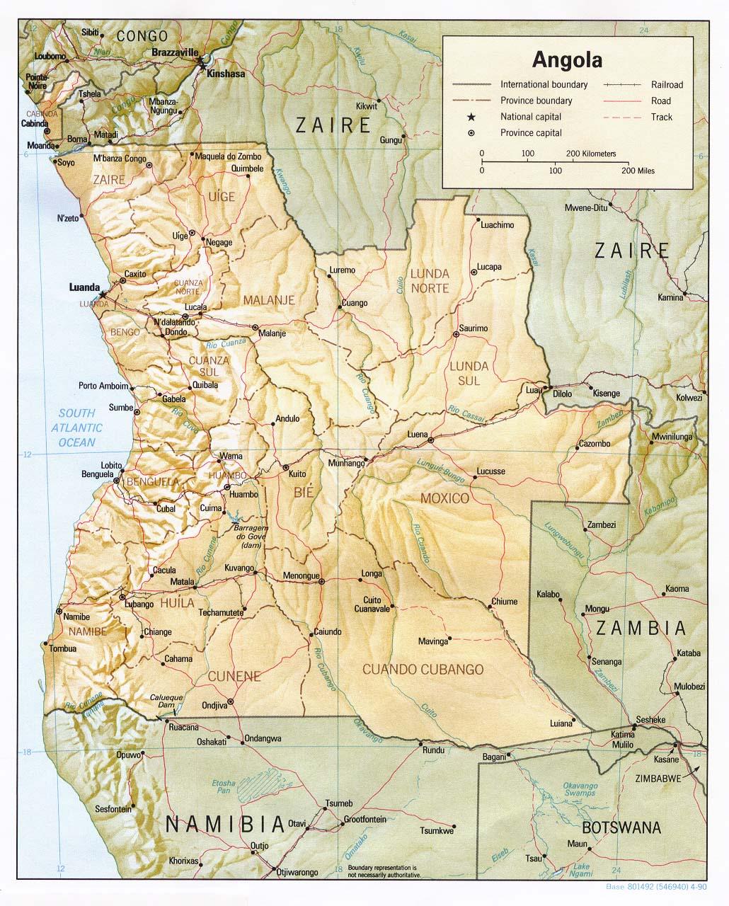 viana angola mapa File:Angola Map.   Wikimedia Commons viana angola mapa