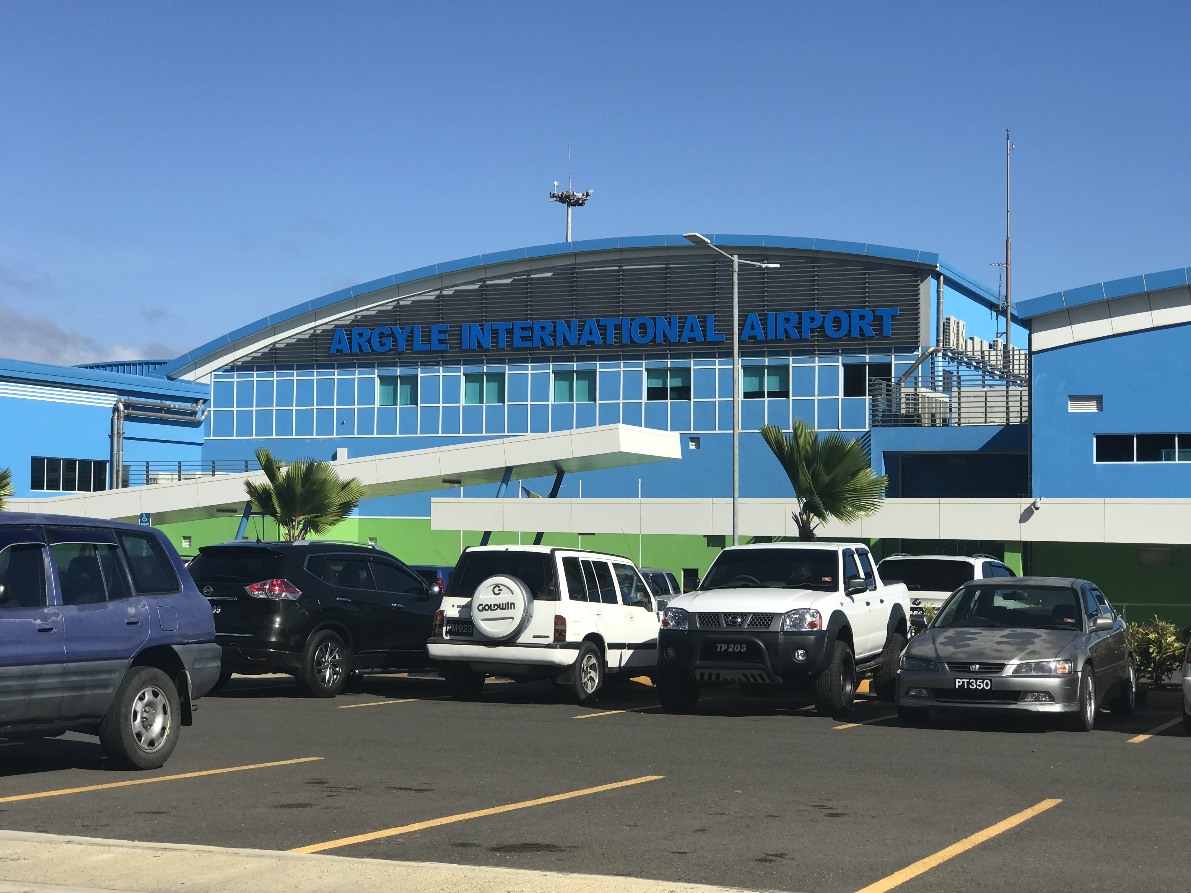 Argyle International Airport - Wikipedia