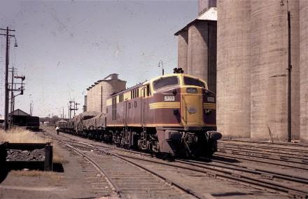 Diesel Fuel Station >> New South Wales 43 class locomotive - Wikipedia