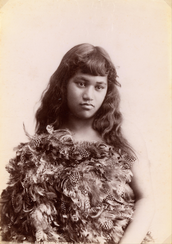 Women In Maori Culture: Maori Woman, Rotorua, New Zealand