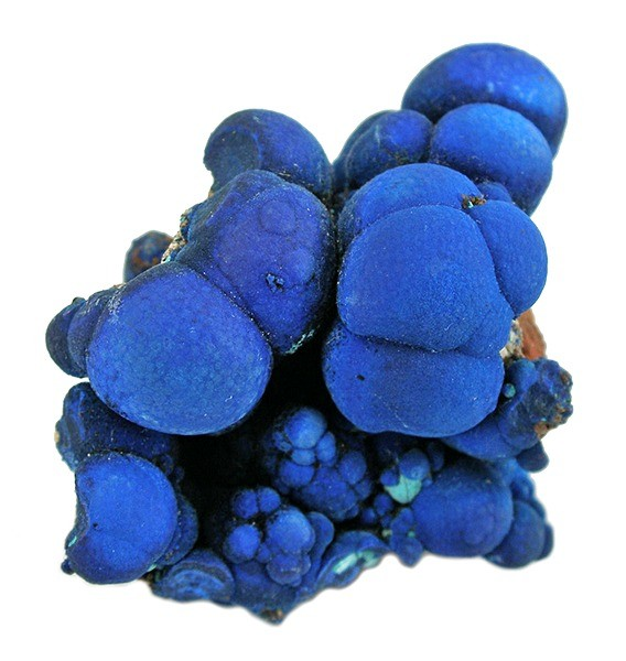 gems and gemstones azurite hydrous copper carbonate a