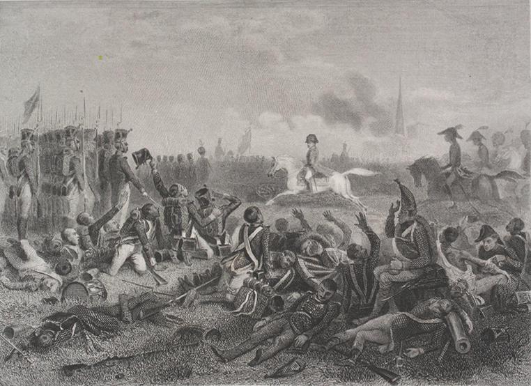 La bataille de Lützen... 2 Mai 1813 Battle_of_Lutzen_by_Raffet