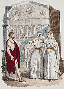 <i>Norma</i> (opera) opera by Vincenzo Bellini