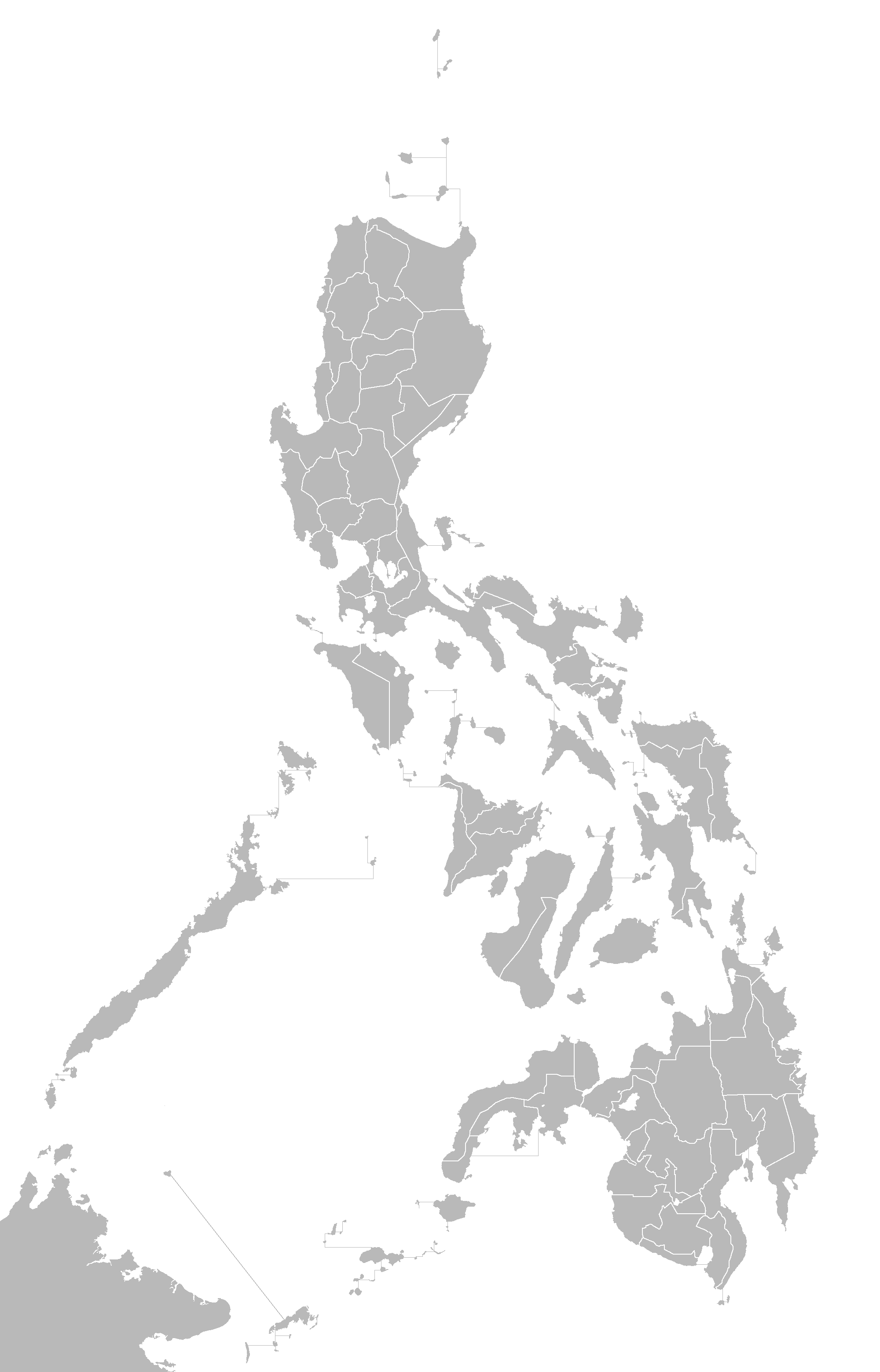 Outline of the Philippines