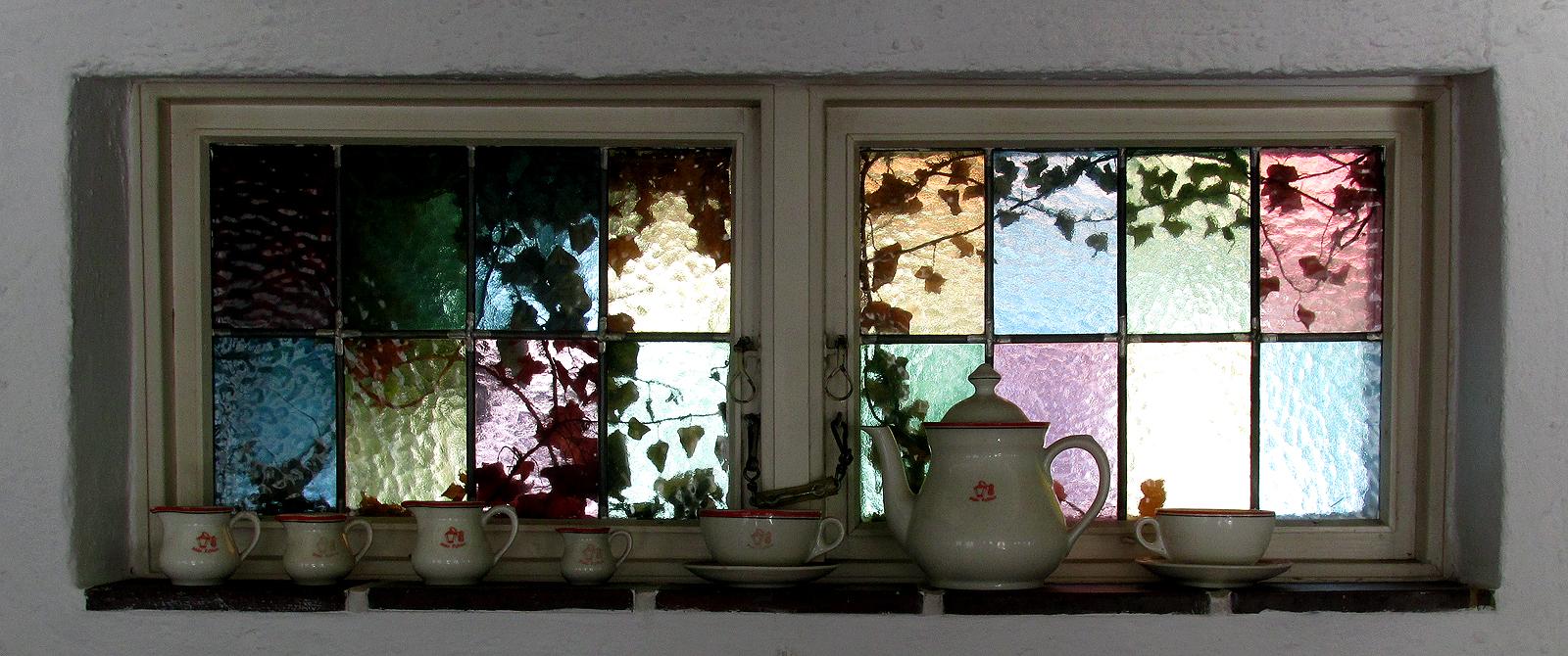 Fönster blyinfattade fönster : Fönster - Wikiwand