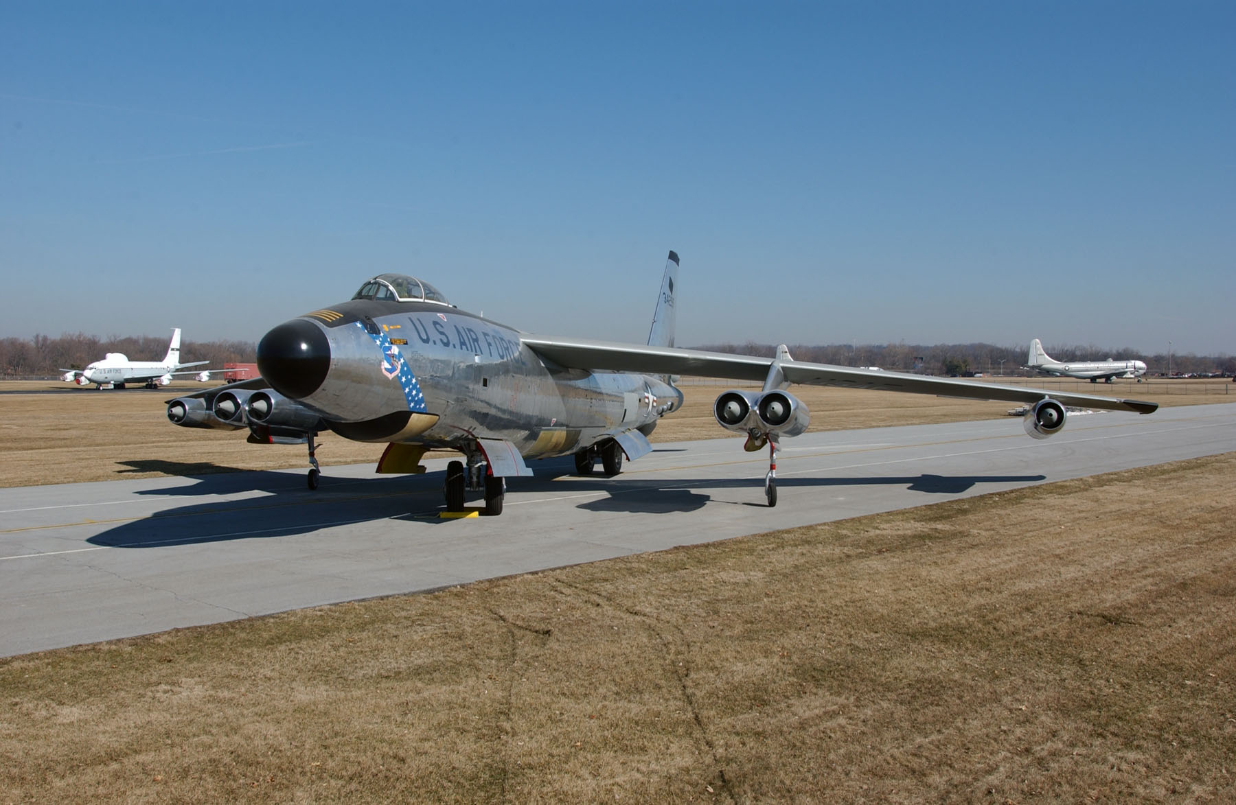 FileBoeing RBH At The National Museum Of The US Air Forcejpg - Air force museums in us