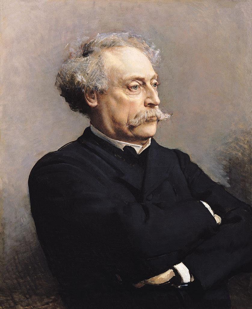Bonnat - Alexandre Dumas, fils