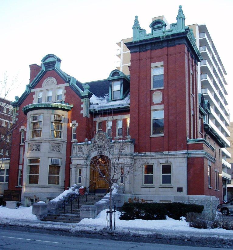 Booth House (Ottawa)