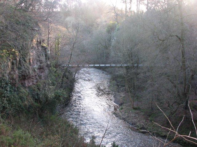 Bridge to Firth House - geograph.org.uk - 1199440