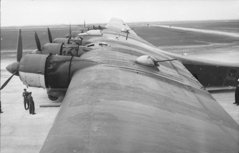 Me 323 wing