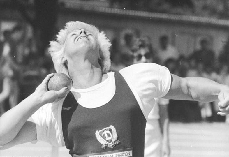 east german doping 1976 olympics