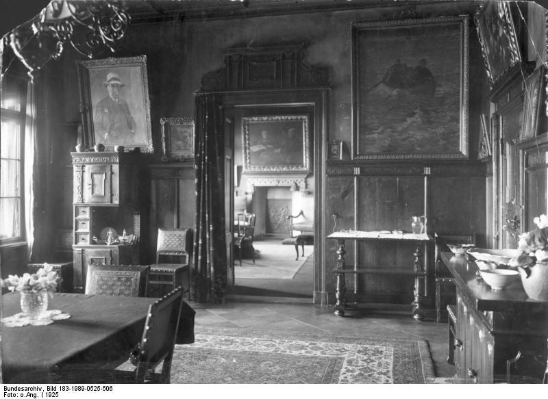 Bundesarchiv Bild 183-1989-0525-506, Berlin, Speisezimmer von Max Liebermann.jpg