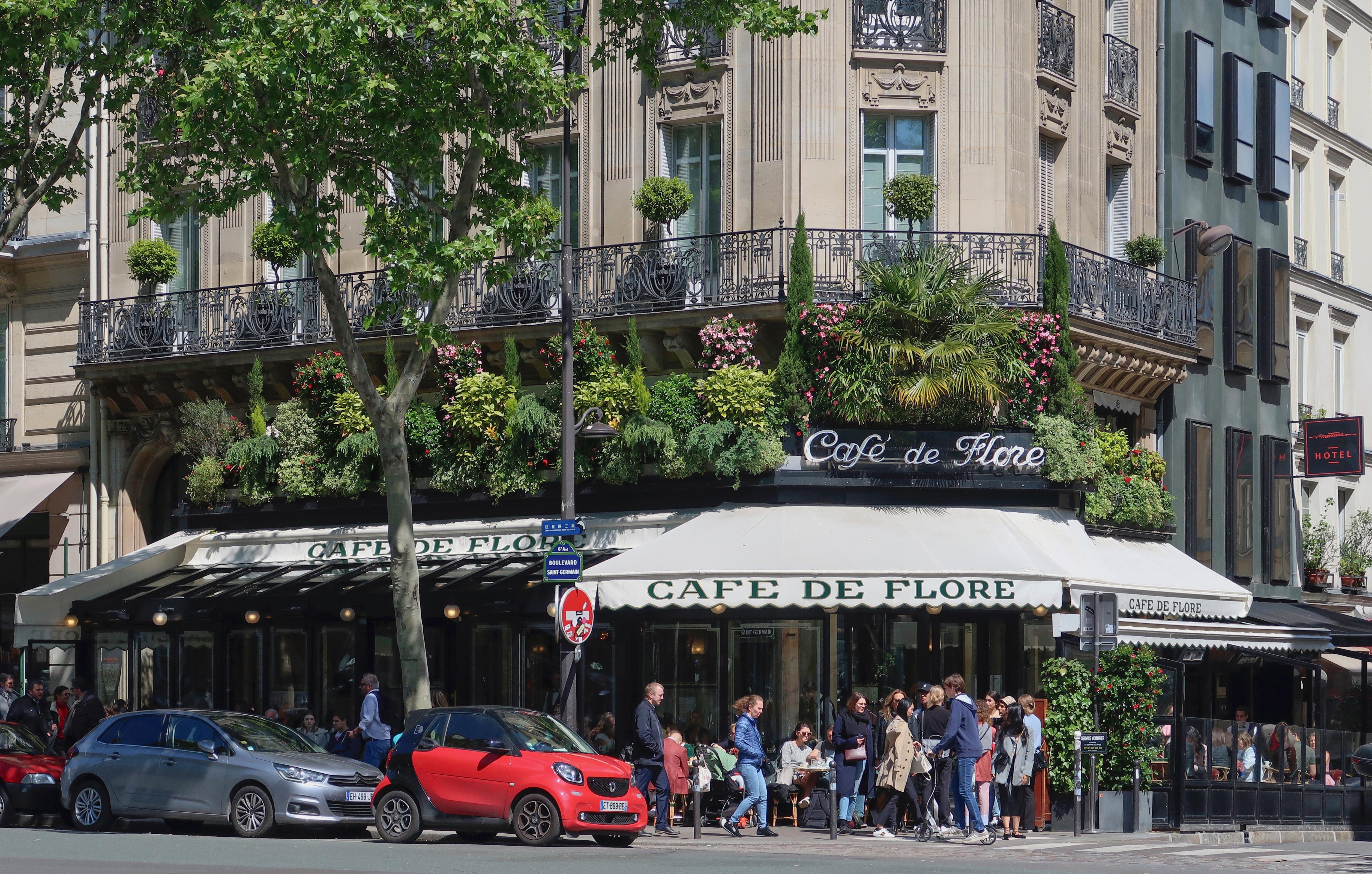 Cafe De Flore Wikipedia