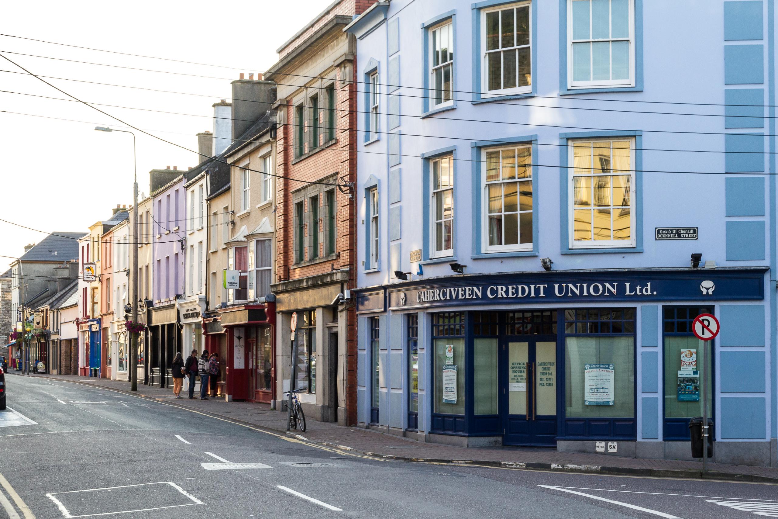 Cahersivee | Activities | Republic of Ireland/Kerry/Cahersiveen