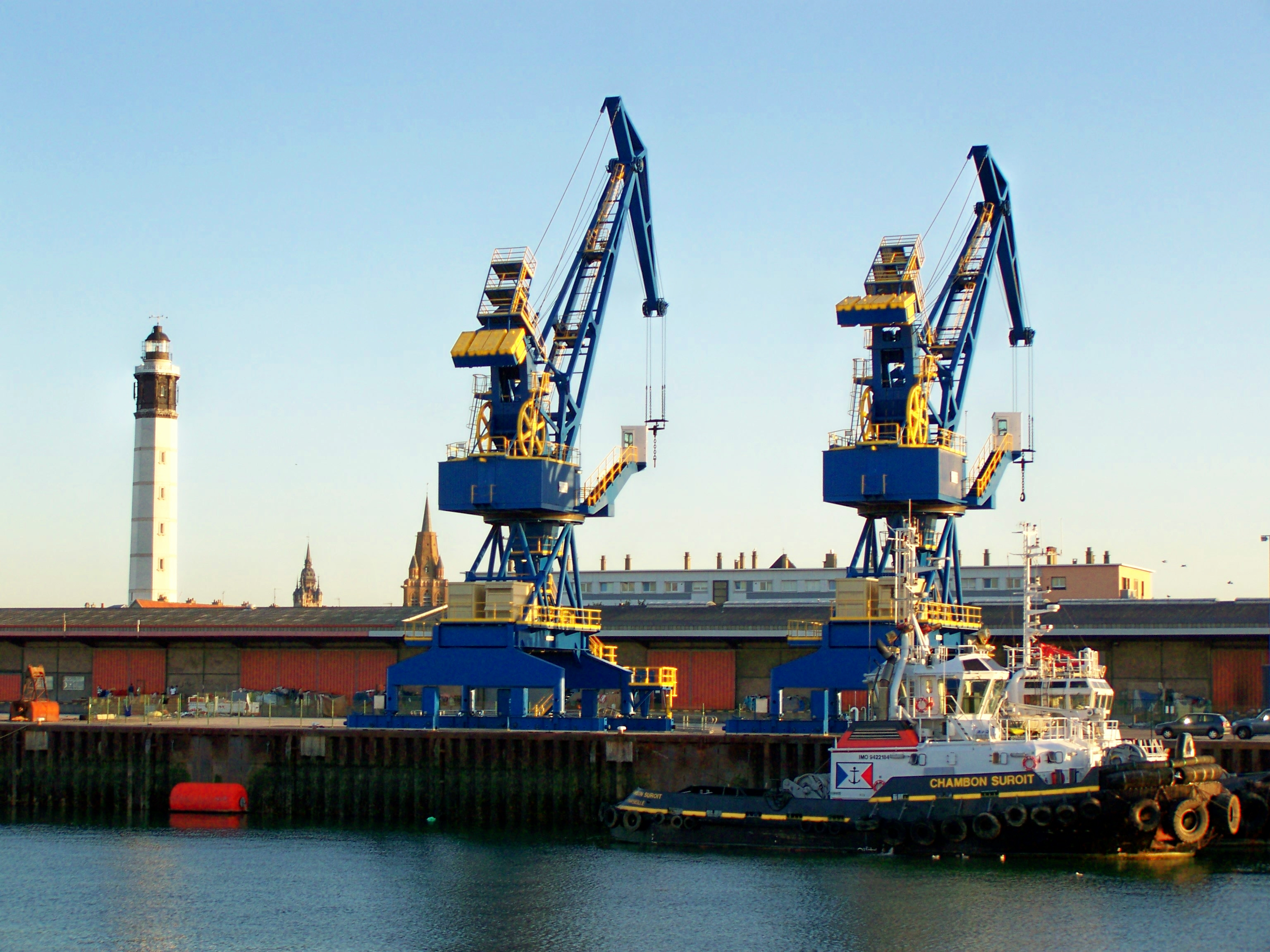 Calais Ferry Terminal Car Rental