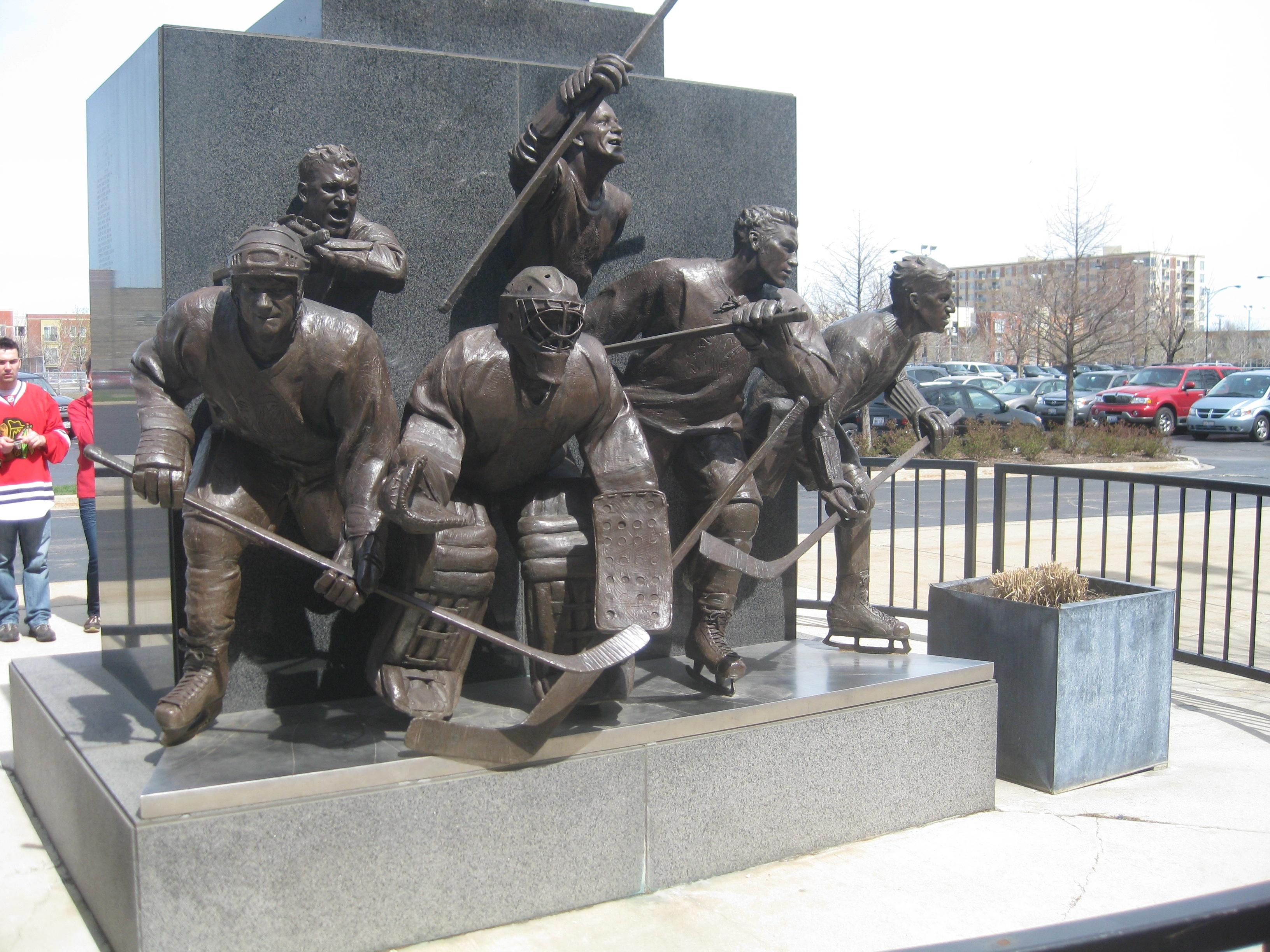 File Calgary Flames Vs Chicago Blackhawks April 4 2010 Jpg 4493303136 Jpg Wikimedia Commons