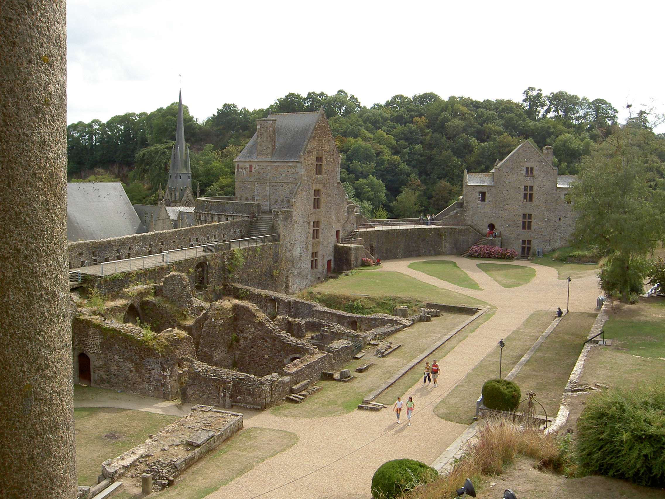 Fougeres France  city photos gallery : Chateau de Fougeres Bretagne, France 09