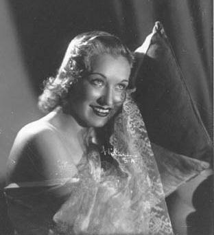 Chola Bosch (1915-2008), esposa de José Tinelli.