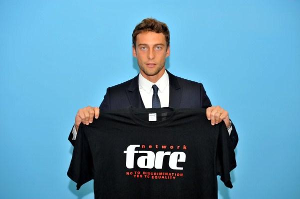 Claudio Marchisio FARE Ambassador