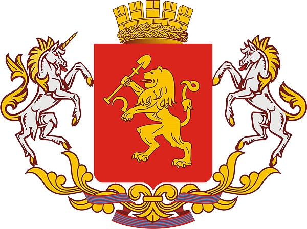 Coat of Arms of Krasnoyarsk