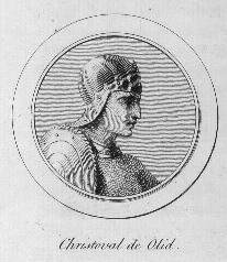 Olid, Cristóbal de (1488-1524)